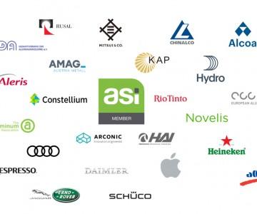 金桥铝材集团有限公司已加入ASI